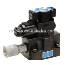 SF SDF SD SFD adjustable flow solenoid valve