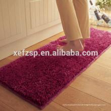Großhandel billig Polyester WC Badezimmer Bereich Teppiche gesetzt