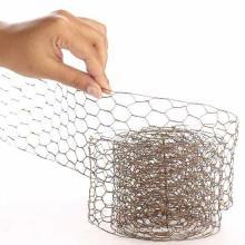 Zhuoda Brand Galvanized Hexagonal Wire Cloth From China