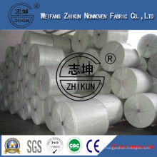 White Polypropylene PP Agriculture Non Woven Fabric