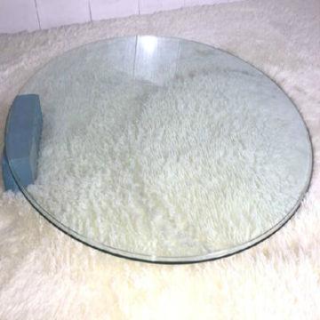 Vidro da tabela de jantar, vidro de segurança em linha do vidro moderado