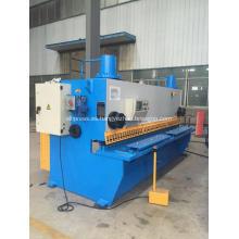 Máquina hidráulica de guillotina Shering para corte de hojas