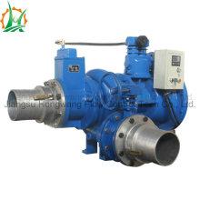 Station de pompage centrifuge d'irrigation agricole à moteur diesel portable