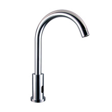 Swan-neck Electronic Automatic Sensor Faucet For Kitchen