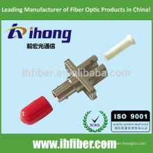 LC / UPC-ST / UPC Faseroptischer Adapter Einzelmodus