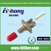 LC / UPC-ST / UPC Adaptador de fibra óptica Single mode