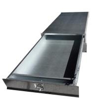 Hochleistungs-UTE / LKW-Unterboden-Metallschublade mit einer Tür
