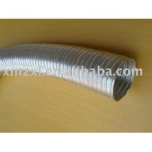 halb steifen Aluminium Rohr