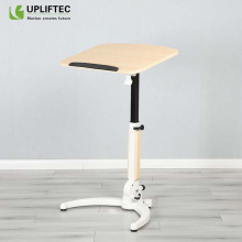 Portable Lectern Folding Laptop Stand Up Desk