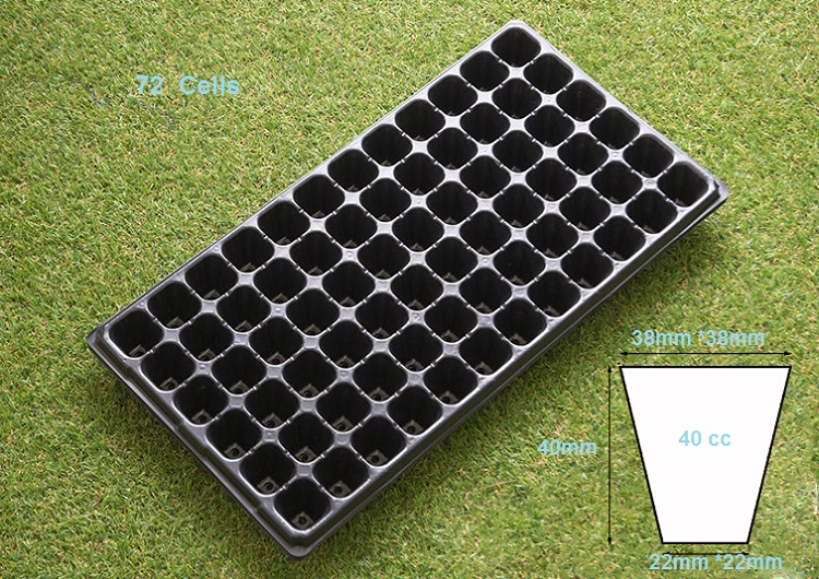 seedling tray 72