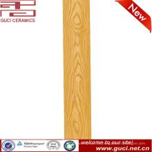 15 * 60 rutschfeste rustikale Fliesen Holz glasierte Porzellan Bodenfliesen