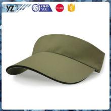 Фабрика популярный привлекательный стиль дешевый спорт солнцезащитный козырек крышка во многих стилях