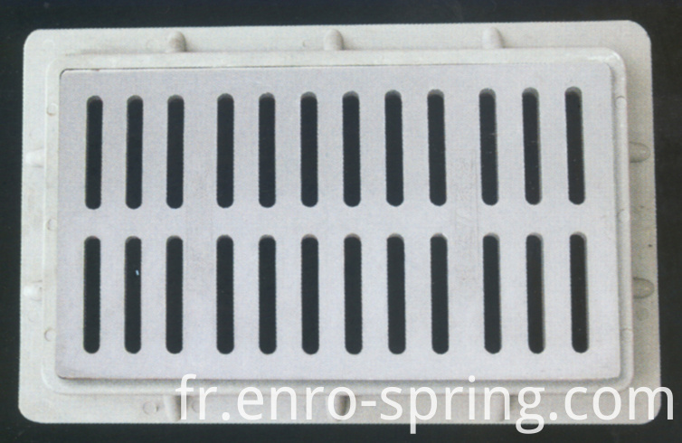 Composite Grating and Frame