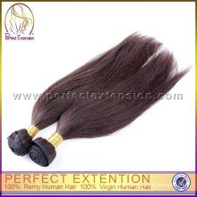 Бесплатный образец Китай продажа 6А класс 100% оригинал перуанского прямые волосы