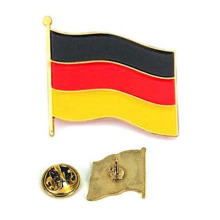 Germany Flag Lapel Pins And Stick Brooch Pin