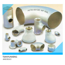 Butt Weld Bw Seamless Stainless Steel Pipe Fittings