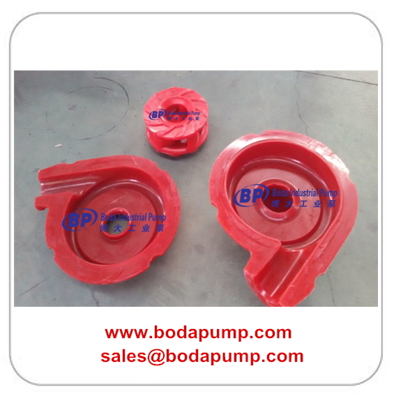 RED PU PARTS
