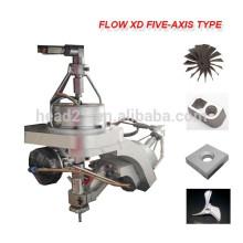Made in China 5-Achs-CNC-Wasserstrahl-Schneidemaschine
