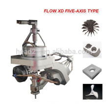 Hecho en China máquina de corte por chorro de agua CNC de 5 ejes