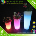 Wedding Event Party Decoration Color Changing LED Flower Pot