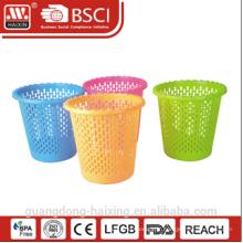 Populaire en plastique dustbin(10L)