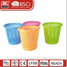 Popular plastic dustbin(10L)