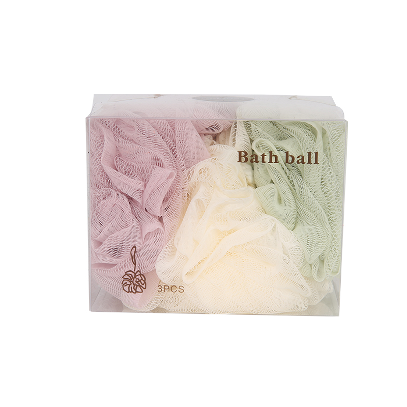 mesh shower bath ball