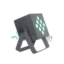 Hochleistungs-RGBW 10W Wireless LED-Licht für Innenbühne