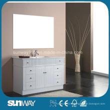 Глянцевая краска Шкаф ванной комнаты MDF