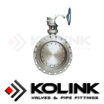 Metal Seated Butterfly Valve Wafer/Lugged Type, Flange Type