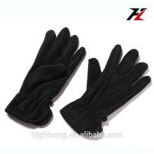 100% полиэфирная флисовая перчатка для велосипедов, производители в Китае