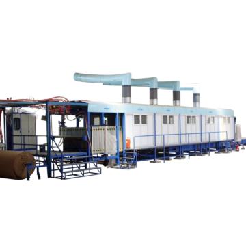 Esponja CNC equipamento de espumação contínua