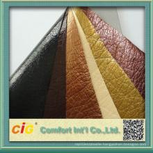 Popular Decoration Shiny PU Leather