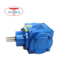 Big Size Industrial 1833.47N.m Cubic Bevel Gearbox