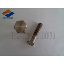 high strength titanium hex head bolt M8*30