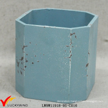 Wholesale Assorted Color Small Fir Decorative Wood Planter Box