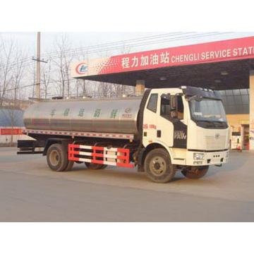 FAW J6 13000Litres Fresh Milk Transport Tanker