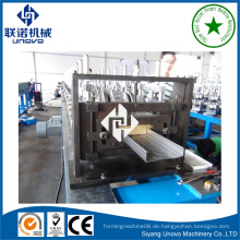 Kabelrinne C-Profil-Walzenformmaschine