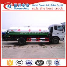 kingrun 12000L water tank truck for sale