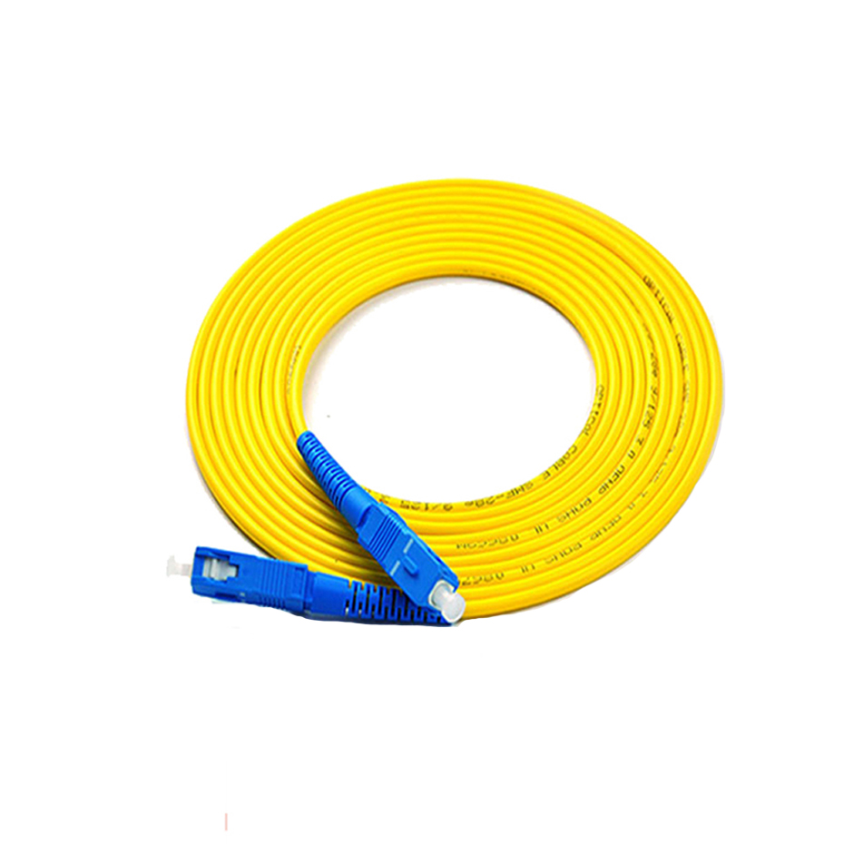 FTTH SC Fiber Optic Jumpers