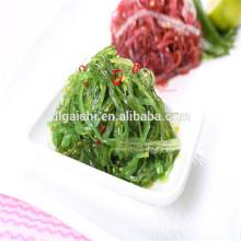 Gaishi supplier Frozen sushi dried wakame seaweed for salad