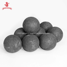 Hot rolled abrasive steel ball for ball mill
