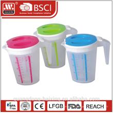 Пластик, измерительные чашки w/Обложка