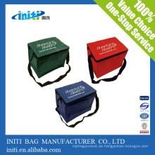 Kundenspezifische billig isolierte Mittagessen Kühltasche / Eis-Pack Eisboxen Eiskühler Tasche