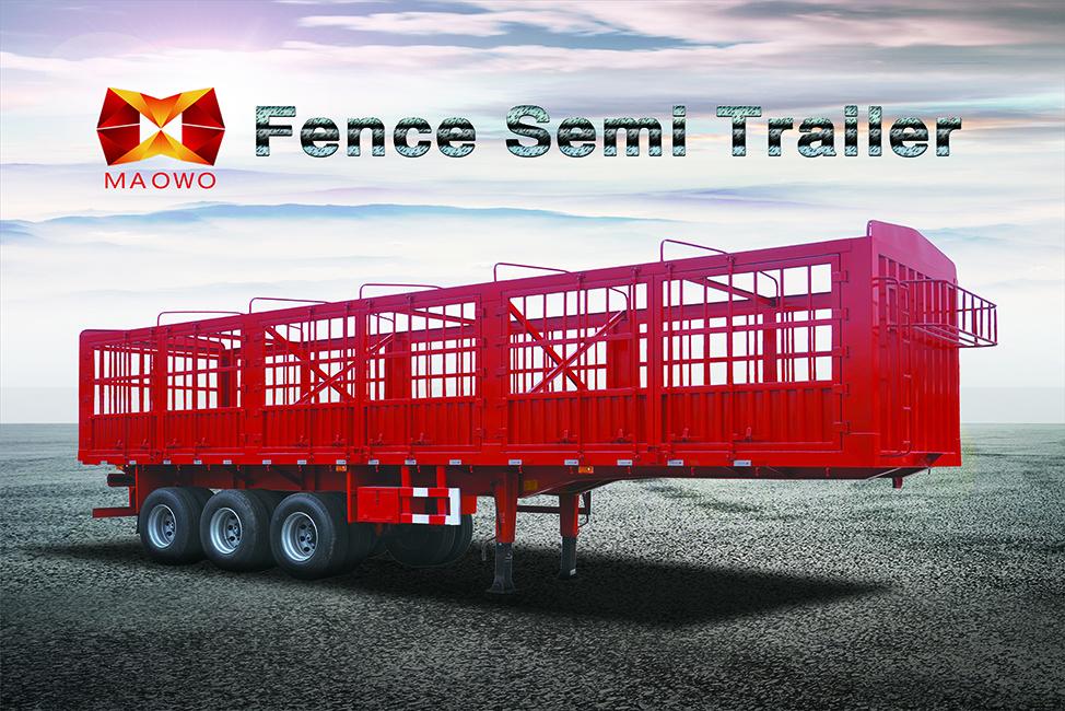 fence semi trailer
