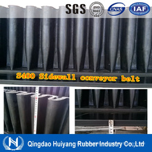 Large Capacity Sidewall Conveyor Belt