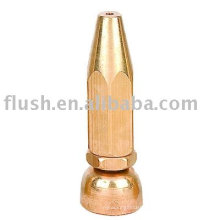 "4"" Brass water garden gun Adjustable Nozzle"