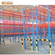 Powder Coated Heavy Duty Warehouse Steel Selective Rack