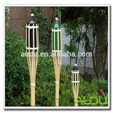 Audu baratos Antorcha de bambú / antorcha de bambú citronela vela