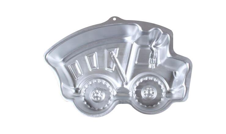 Wilton Dump Truck Aluminium Cake Tin (4)
